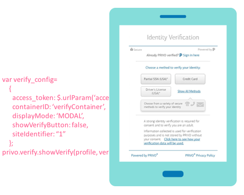 Easy Methods of Parental Identity Verification